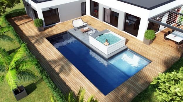 Kit piscine polystyrene poseidon