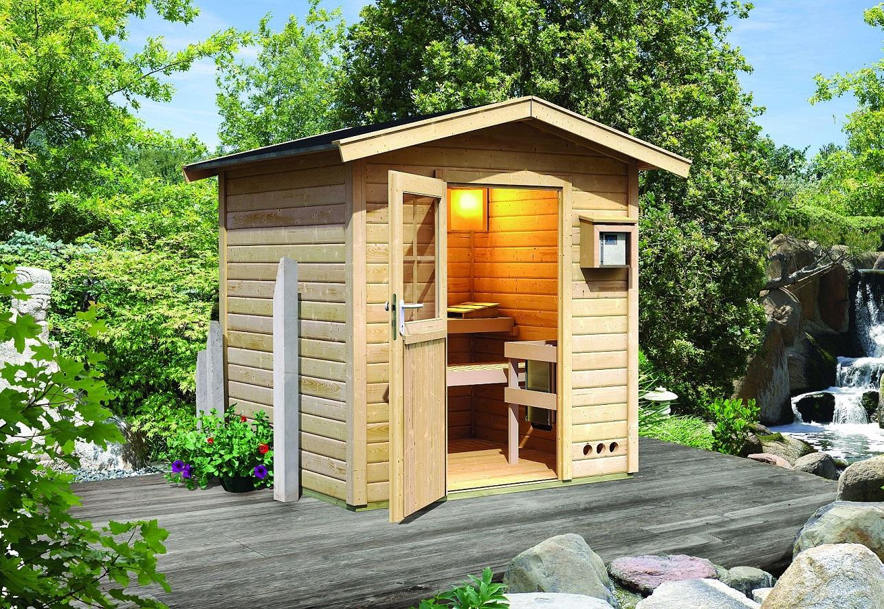 100 Fantastique Idées Construire Un Sauna Chez Soi