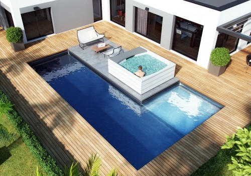 Piscine priv e les tendances en 2018 blog distripool for Piscine tendance