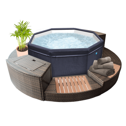 spa gonflable