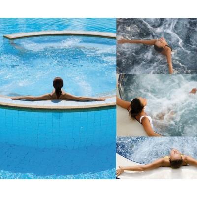 Kit piscine la piscine en kit en b ton polystyr ne panneau for Piscine balneotherapie