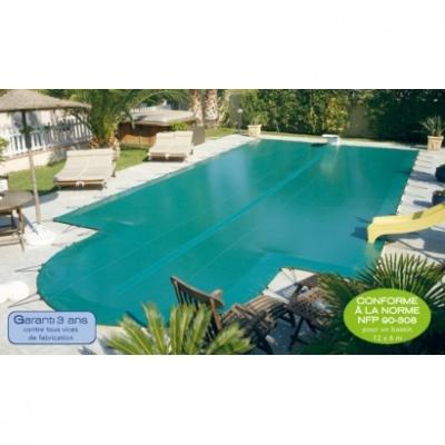 B che piscine devis en ligne sur mesure for Bache piscine sur mesure