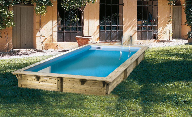 Graines et traitement pour le jardin les moins chers de for Prix piscine bois sans liner