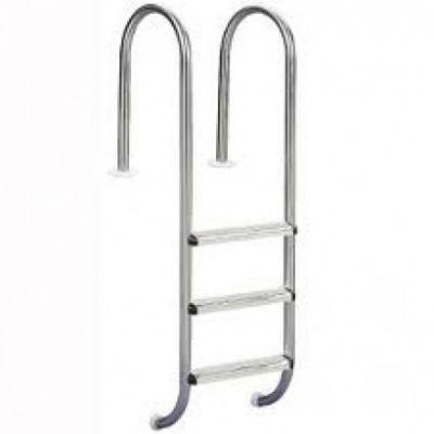 Escalier piscine large gamme acrylique ou poser dans for Escalier piscine amovible