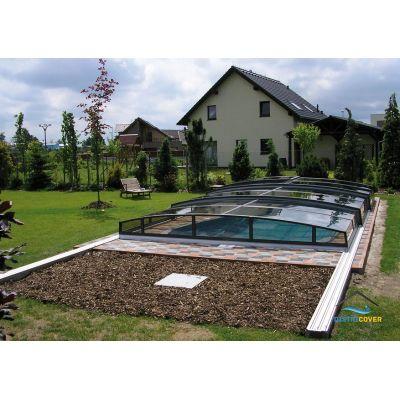 abri piscine en kit prix discount chez albixon. Black Bedroom Furniture Sets. Home Design Ideas
