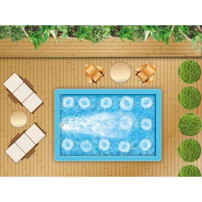 Kit piscine b ton prix discount piscine en kit b ton de for Piscine en kit beton