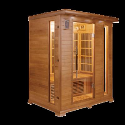 sauna infrarouge prix discount. Black Bedroom Furniture Sets. Home Design Ideas