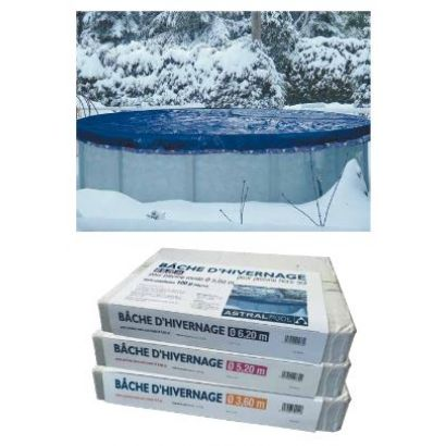 B che hivernage piscine hors sol distripool for Bache hivernage piscine hors sol