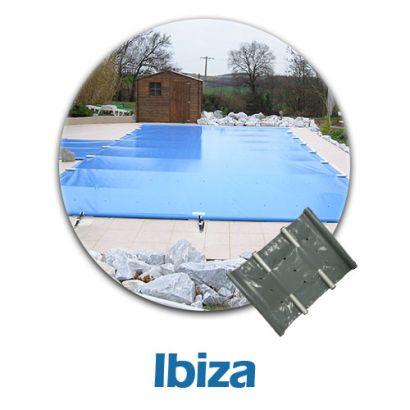 Bache A Barres Pour Piscine Ibiza Distripool