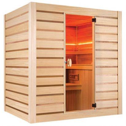 sauna vapeur eccolo holl 39 s distripool. Black Bedroom Furniture Sets. Home Design Ideas