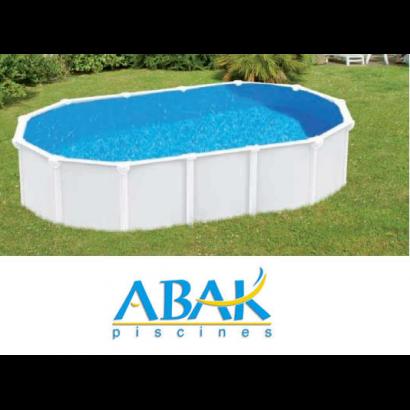 Liner piscine ovale compatible abak trigano distripool for Piscine trigano