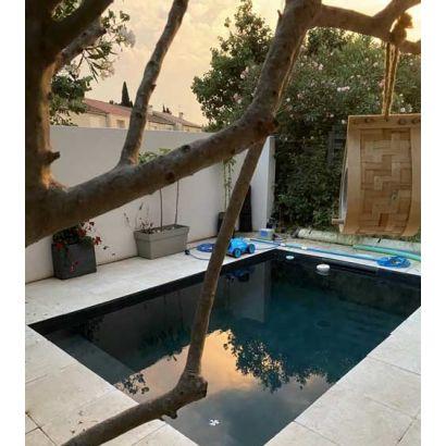 Piscine en kit construction traditionnelle beton prestige for Kit construction piscine beton