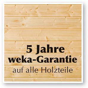 weka Holzgarantie