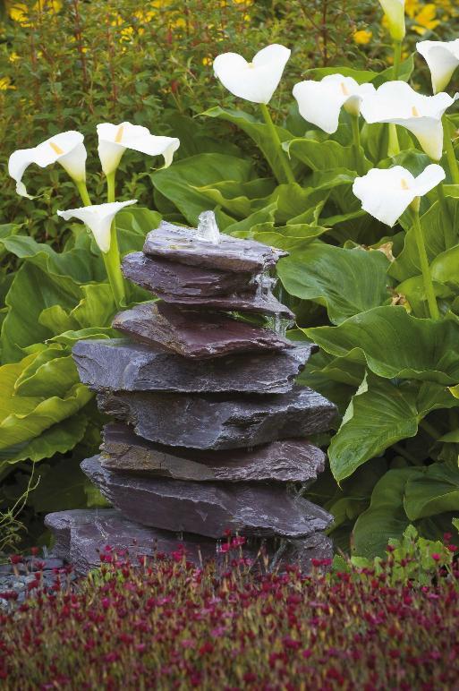 Fontaine jardin vicenza acquaarte for Installation fontaine de jardin