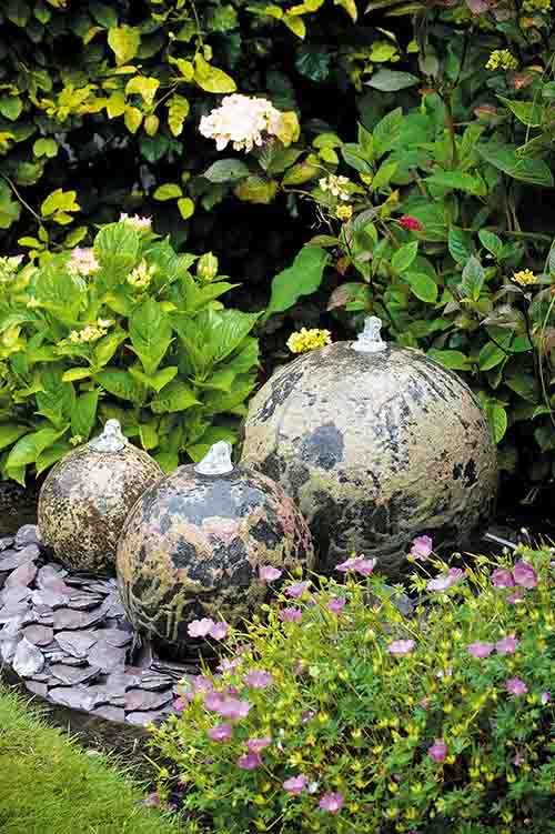 Fontaine jardin ferrara acquaarte for Fontaine de jardin truffaut