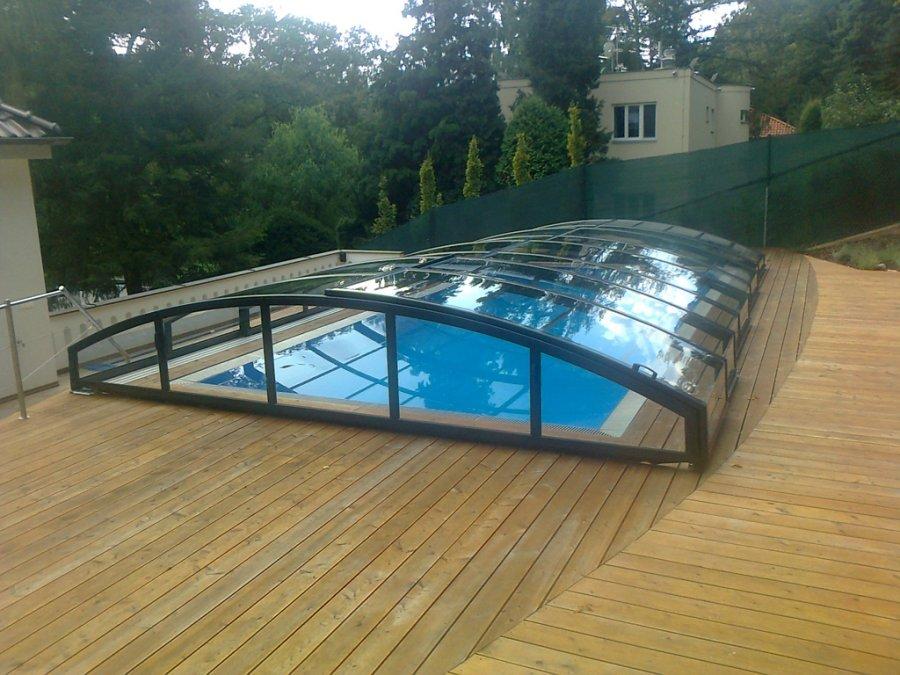 Abri piscine kit casablanca infinity albixon carbone 6 for Prix abri piscine en kit