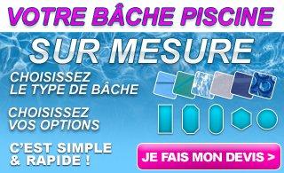 Piscine en kit et hors sol prix discount sur montpellier for Bache a bulle piscine sur mesure