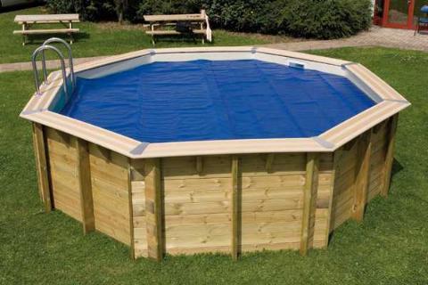B che bulle piscine bois sunbay distripool for Bache piscine sunbay