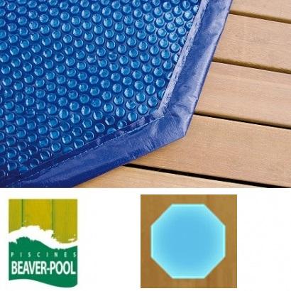 B che bulle piscine beaverpool round distripool for Bache a bulle piscine sur mesure