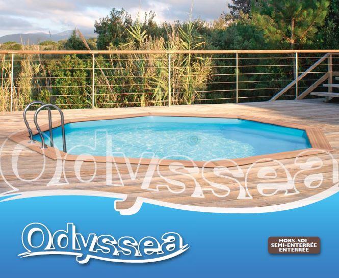 B che bulle piscine cerland weva odyssea distripool for Odyssea piscine