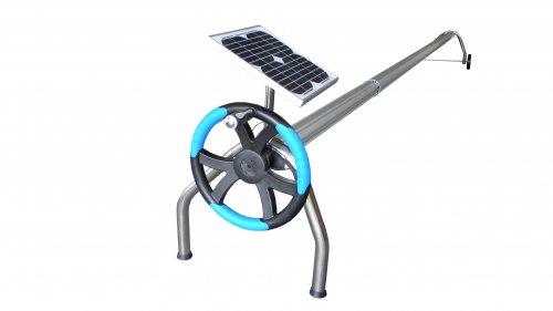 Kit moteur pour enrouleur b che distripool for Acheter enrouleur bache piscine