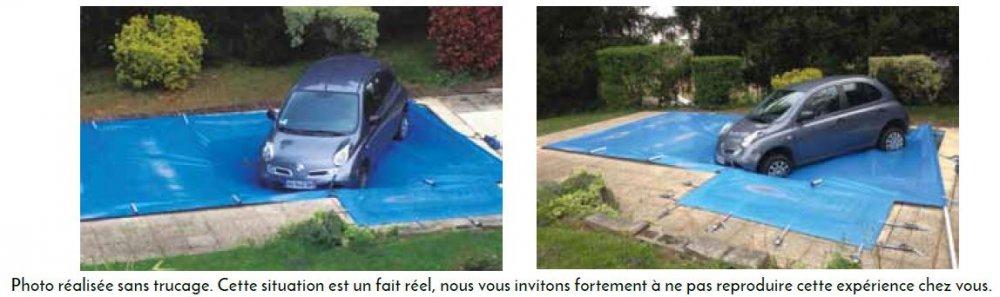 B che barres aquaprotect prestige for Fabriquer un enrouleur piscine
