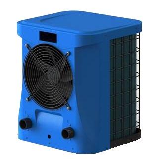 Pompe chaleur piscine hot splash 2 5 kw 10 m3 for Pompe a chaleur pour petite piscine