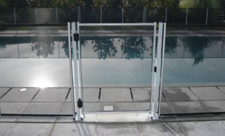 D co barriere piscine demontable villeurbanne 33 for Barriere de piscine demontable