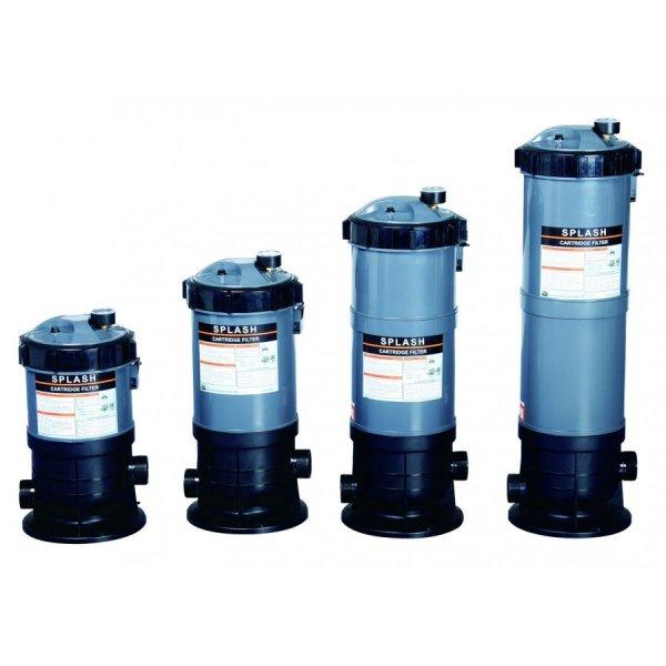 Filtre cartouche pour piscine distripool for Circuit filtration piscine