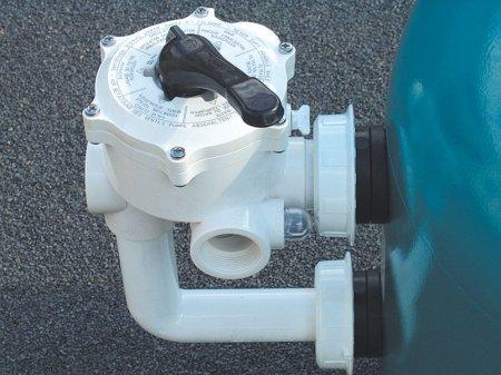 Filtre sable triton distripool for Vanne filtre piscine