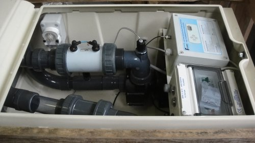Groupe filtration filtrinov mx 18 distripool for Groupe filtration piscine