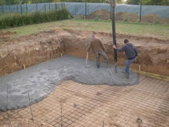 Distripool for Prix construction piscine beton