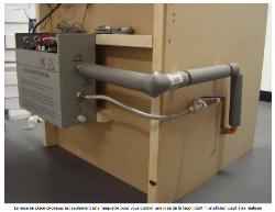 G n rateur de vapeur hammam insignia distripool - Generateur de vapeur ...