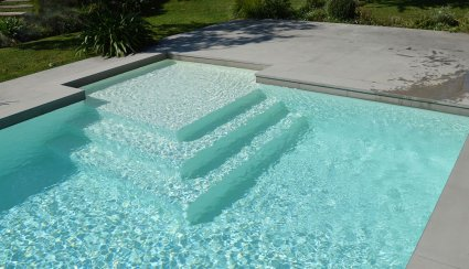 Liner arm alkorplan 2000 verni distripool for Liner piscine couleur sable
