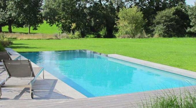 Liner piscine arm 150 100 me alkorplan 1000 distripool for Liner gris pour piscine