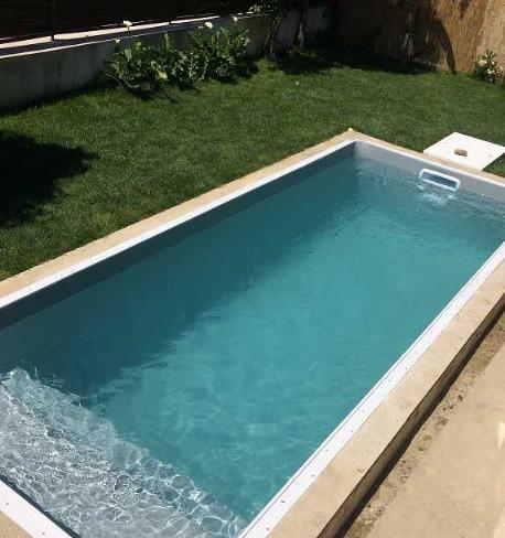 Petite piscine polystyr ne 10m2 distripool for Piscine polystyrene