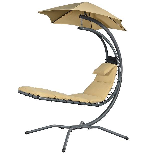 chaise longue suspendue nest move propolis. Black Bedroom Furniture Sets. Home Design Ideas