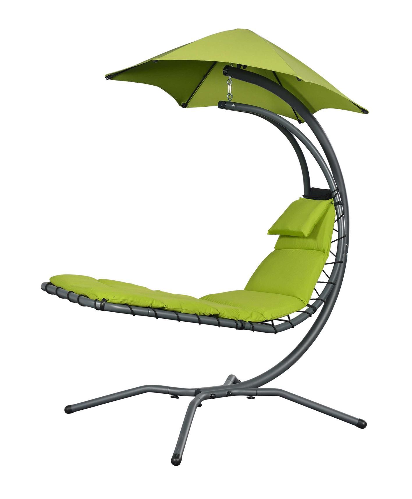 g nial chaise longue suspendue id es de bain de soleil. Black Bedroom Furniture Sets. Home Design Ideas