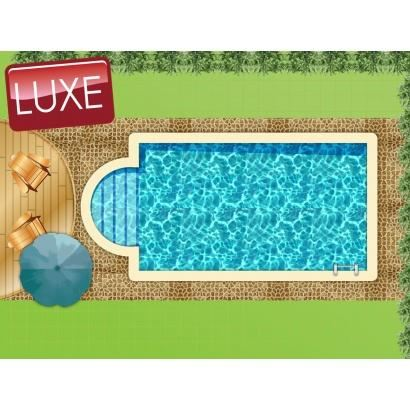 Piscine en kit alsace for Piscine miroir en kit