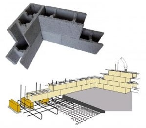Piscine en kit construction traditionnelle beton premium for Piscine en parpaing