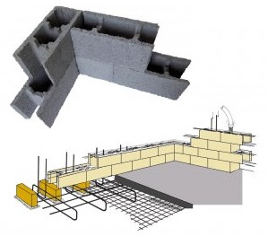 Piscine en kit construction traditionnelle beton premium distripool - Parpaing polystyrene pour piscine ...