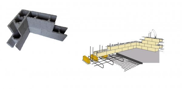 Piscine En Kit Construction Traditionnelle Beton Carre Distripool