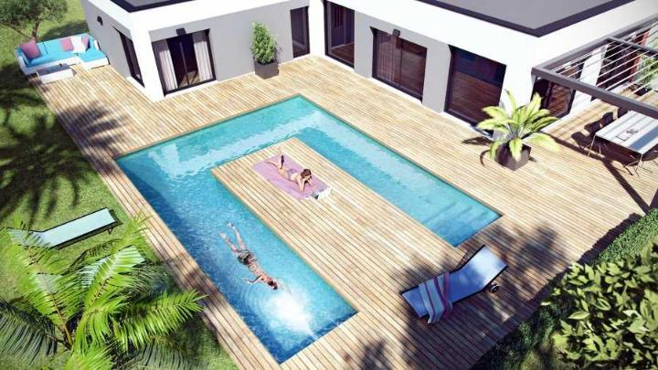 Kit piscine polystyr ne apollon distripool for Construction piscine kit