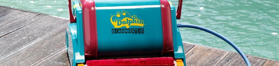 Robot lectrique piscine dolphin 2001 dolphin for Avis robot piscine dolphin 2001