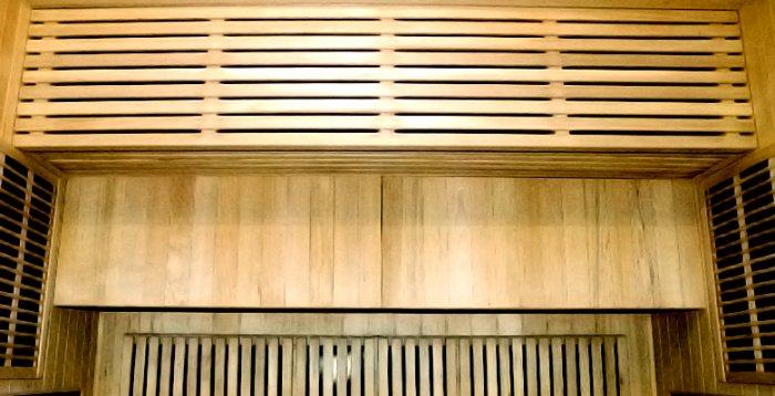 Sauna infrarouge apollon distripool - Difference entre sauna infrarouge et traditionnel ...