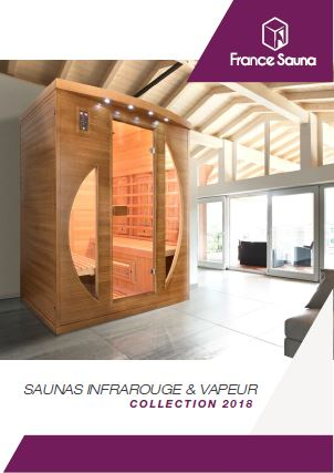 catalogue france sauna 2018