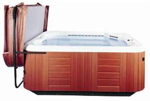 Coverlift spa Covermate Easy vue 1