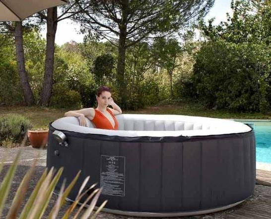 spas gonflables carre rond spark 3 12 places distripool. Black Bedroom Furniture Sets. Home Design Ideas