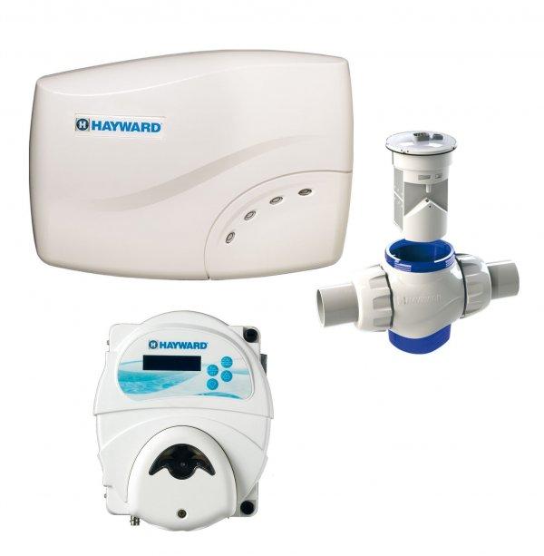 Pack electrolyseur piscine salt swim r gul ph ez ph for Pack filtration piscine