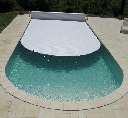 volet roulant piscine silver roll. Black Bedroom Furniture Sets. Home Design Ideas